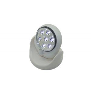 Night light 7 led sensor, 4xAA