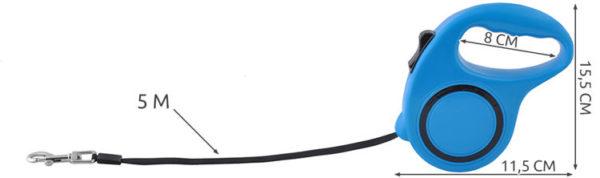 Lemmiklooma rihm, 5m - 11kg osta Eestis - 7x7.ee