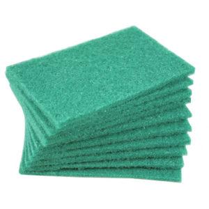 Sanding pads 10 pieces square