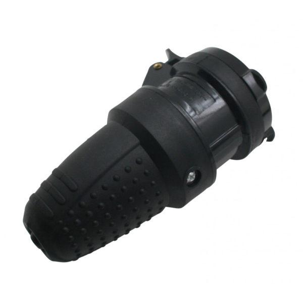 Разъём, розетка с клапаном. KF-GBYCP-01. ip44 купить в Эстонии - 7x7.ee