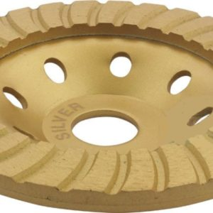Алмазный диск для шлифования бетона 115 x 5 x 22,23 мм