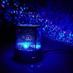 Öövalgustus, projektori valgus STAR MASTER