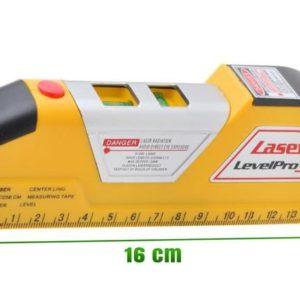lasernivelliiri + Mõõdulint + Lood