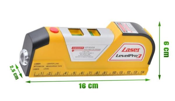lasernivelliiri + Mõõdulint + Lood osta Eestis - 7x7.ee