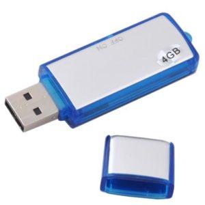Helisalvesti 4GB Pendrive