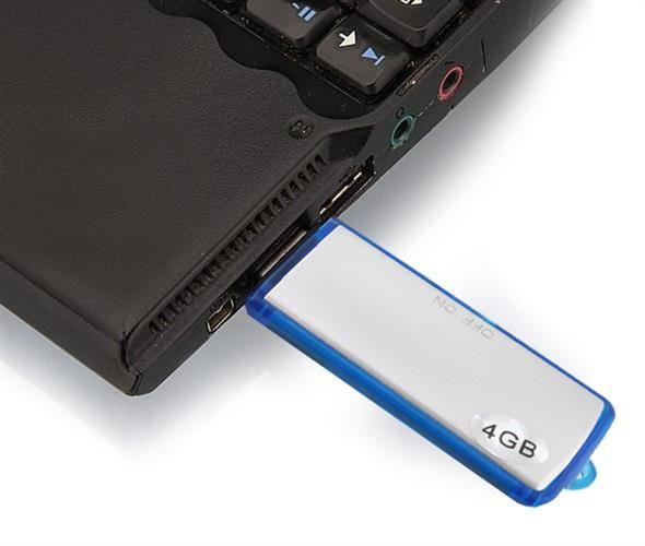 Helisalvesti 4GB Pendrive osta Eestis - 7x7.ee