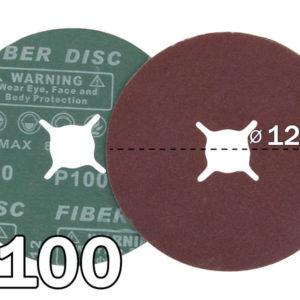 Liivapaber, #100 – 125 x 22.23 fibra