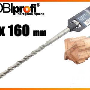 Kivipuur, SDS PLUS 5x160mm S4