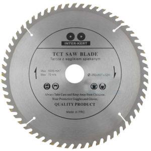 Saeketas, 250мм х 32х 60т TST SAW Blade