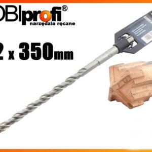 Kivipuur, SDS PLUS 12 x 350 mm S4