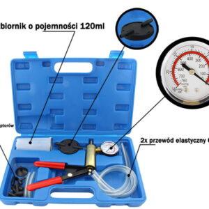 Прокачка и замена тормозной и гидравлической жидкости -1bar