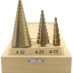 Koonuspuur HSS, TITAAN, 4-32mm