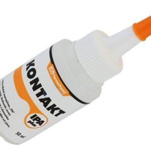 AG puhastamine IPA Plus isopropüülalkohol 50ml.