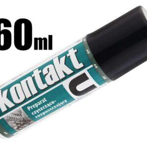 Kontakt U 60ml pihusti – lahustab, rasvatustab ja puhastab.