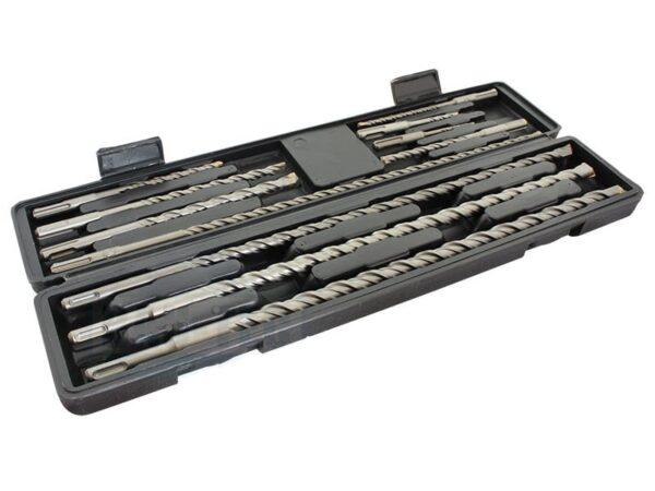 Puurid betoonile SDS PLUS 11 tk.