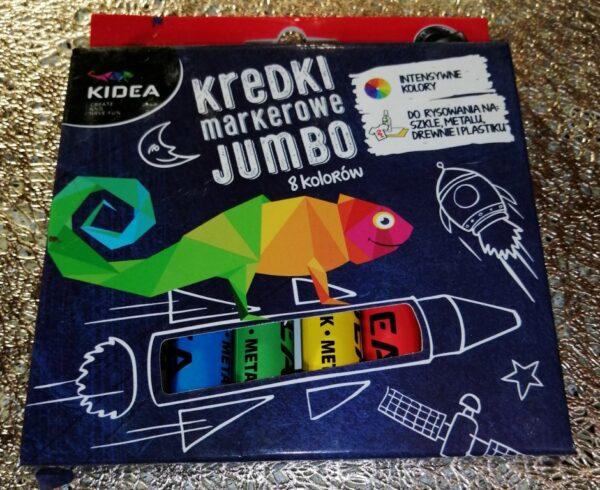 Värvipliiatsid-kriidid KIDEA, 8 tk, klaasi ja metalli jaoks. Мелки-маркеры Kidea 8col. для стекла и металла