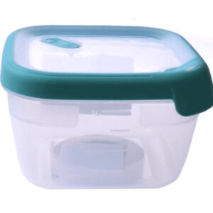 Plassmassist hermeetiline karp 1,2 l 15x15 cm Контейнер для хранения продуктов