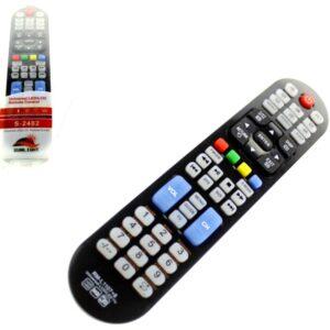 Универсальный пульт дистанционного управления LED / LCD (S-2482) 22,5 x 5,5 см