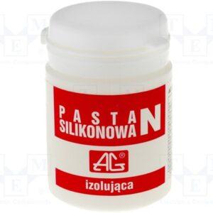 Silikoonpasta; värvitu; 60g; PASTA SILIKONOWA N (termopasta)