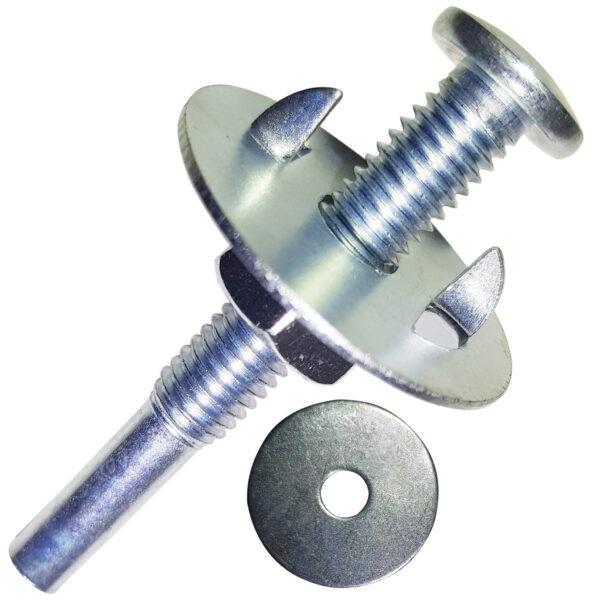 Ketta hoidik, ketaste kinnitamiseks 6mm x 8mm