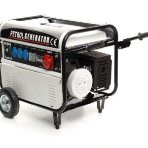 Generaator 5000wt, 5kw, 12/230/380V