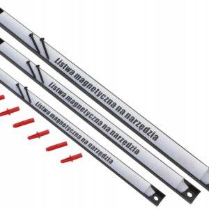 Набор из 3-х магнитных полосок – 23 см, 37 см, 48 см.