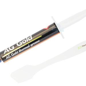 Термопаста AG Gold 3g 2,8W / mk Processor