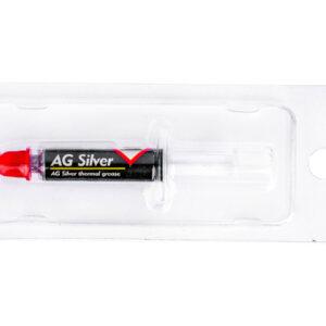 AG SILVER Термопаста 3,8 Вт / мк 1 г