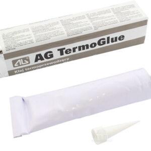 Клей теплопроводный AG TermoGlue 120gr.